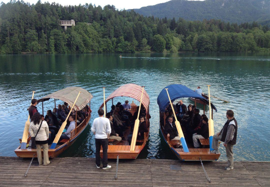 convention Bled slovénie