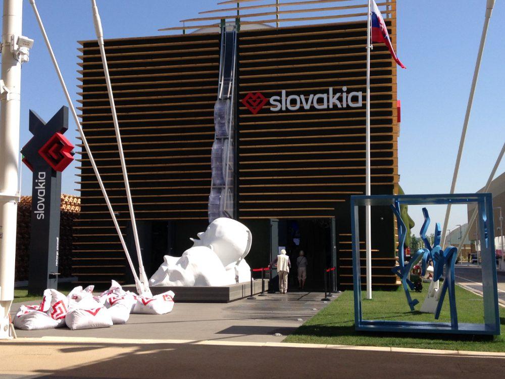 pavillon slovaquie Milan 2015
