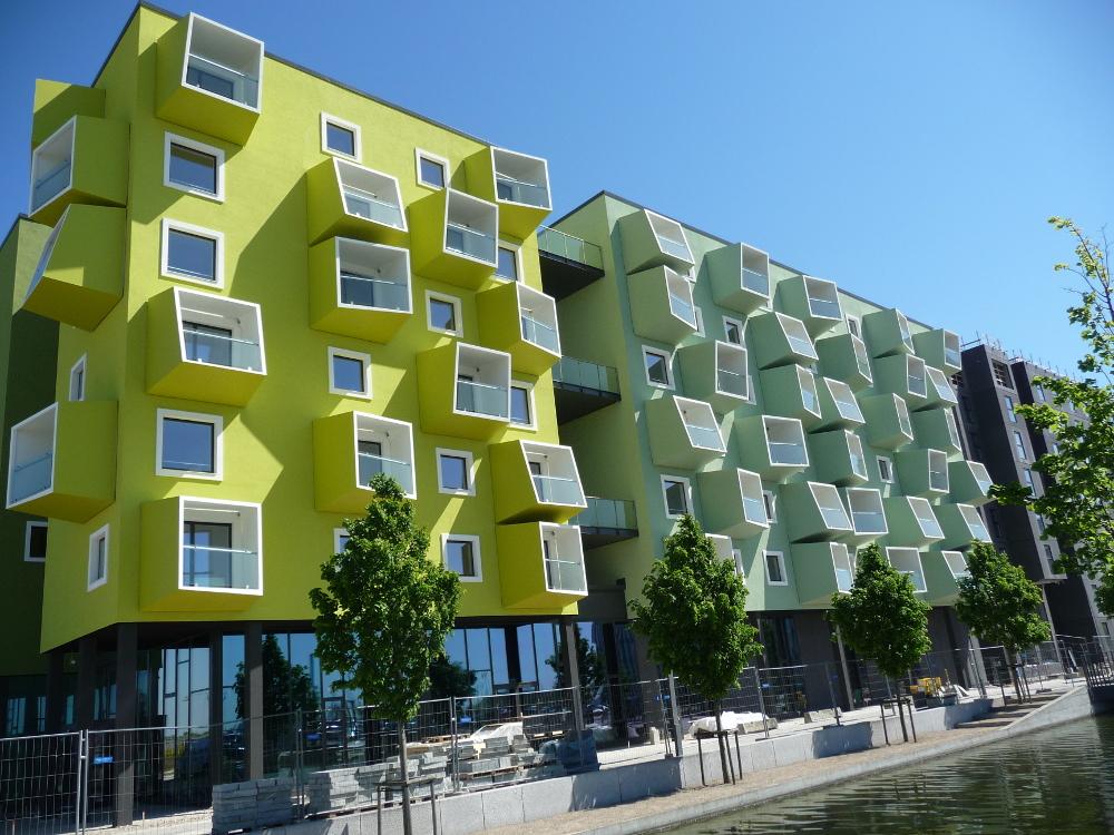 incentive architecte Copenhague