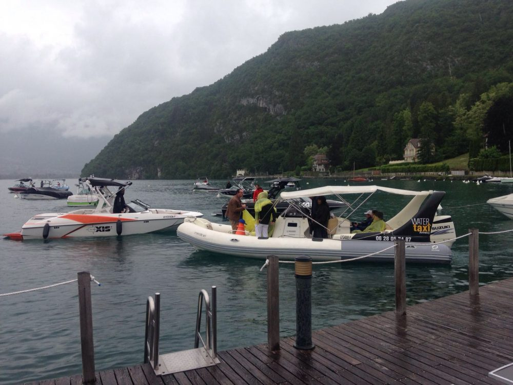 rallye nautique lac annecy