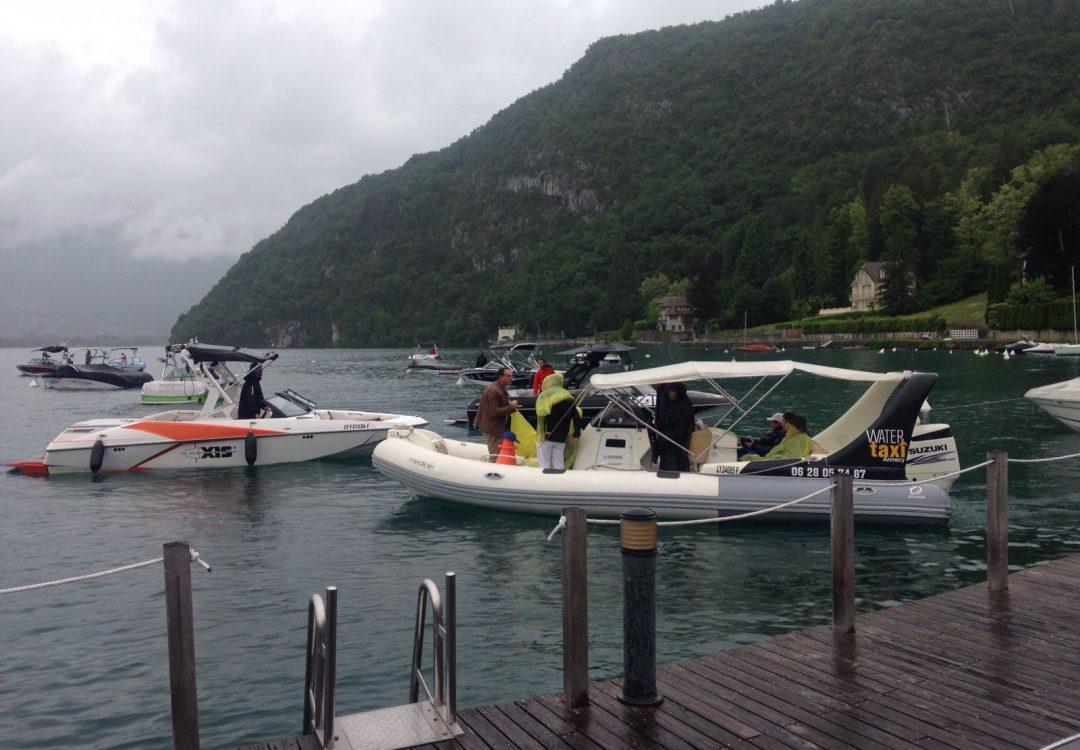 rallye nautique lac annecy